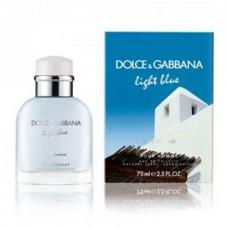D&G LIGHT BLUE LIVIHG STROMBOLI 75ml