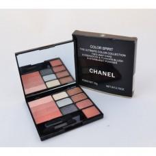 Chanel набор тени + румяна