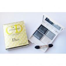 Тени Dior Palette Fards (4 цвета)