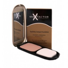 Пудра Max Factor Facefinity Compact Foundation золотая
