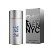 Carolina Herrera 212 Men NYC TESTER 100 ml мужской