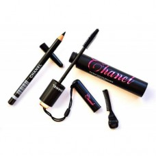 Тушь для ресниц Chanel Perfect Volume Mascara Effect 4D 3 в 1